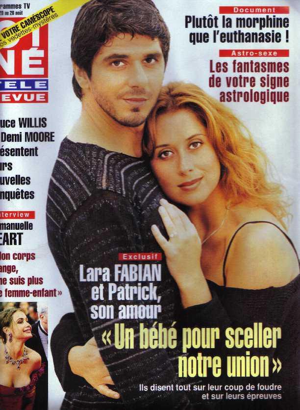 Bonneville And Son >> Lara Fabian